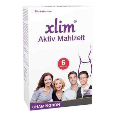 Xlim Aktiv Mahlzeit Champignon Pulver  bei juvalis.de bestellen