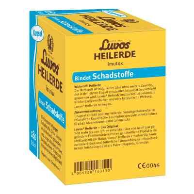 Luvos Heilerde imutox Kapseln  bei juvalis.de bestellen