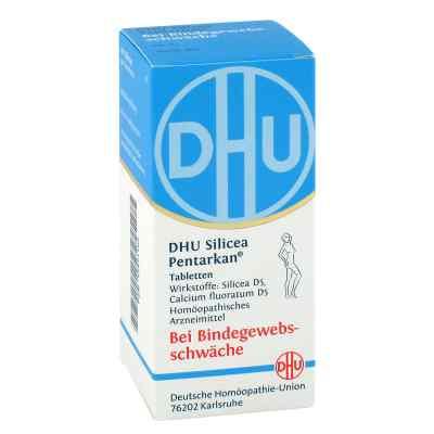 Dhu Silicea Pentarkan für das Bindegewebe Tabletten  bei juvalis.de bestellen