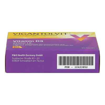 Vigantolvit 2000 I.e. Vitamin D3 Weichkapseln  bei juvalis.de bestellen