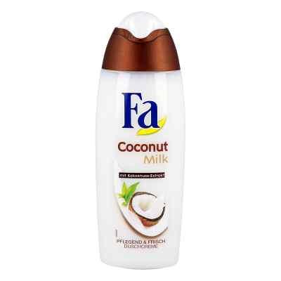 Fa Duschgel Coconut Milk mit Kokosnuss-extrakt  bei juvalis.de bestellen