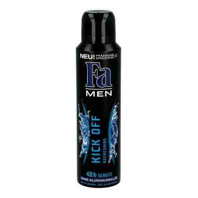 Fa Deo Spray Men Kick Off Refreshing 48h  bei juvalis.de bestellen