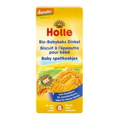 Holle Bio Babykeks Dinkel  bei juvalis.de bestellen