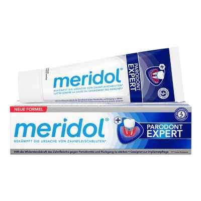 Meridol Parodont-expert Zahnpasta  bei juvalis.de bestellen
