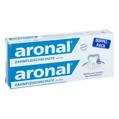 Aronal Zahnpasta Doppelpack  bei juvalis.de bestellen