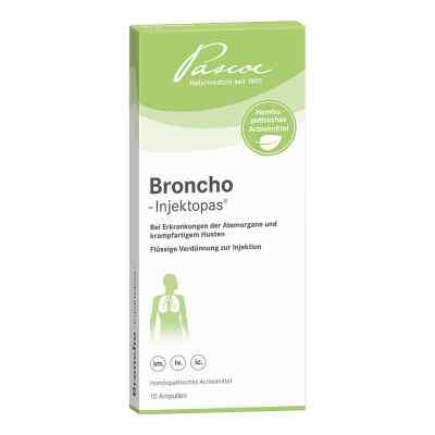 Broncho Injektopas Ampullen  bei juvalis.de bestellen