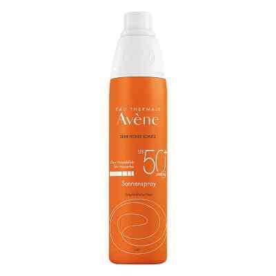 Avene Sunsitive Sonnenspray Spf 50+  bei juvalis.de bestellen