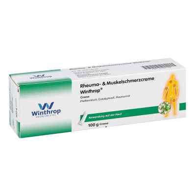 Rheuma- & Muskelschmerzcreme Winthrop  bei juvalis.de bestellen