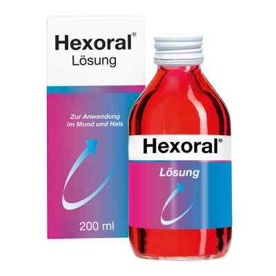 Hexoral 0,1% Lösung  bei juvalis.de bestellen