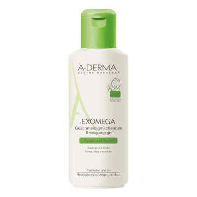 A-derma Exomega geschm.Reinigungsgel 2in1  bei juvalis.de bestellen