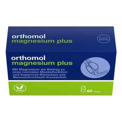 Orthomol Magnesium Plus Kapseln  bei juvalis.de bestellen