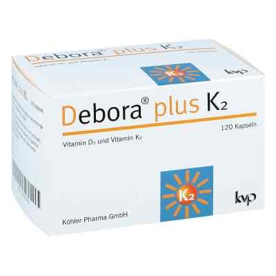 Debora plus K2 Kapseln  bei juvalis.de bestellen
