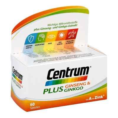 Centrum Plus Ginseng & Ginkgo Tabletten  bei juvalis.de bestellen