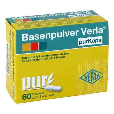 Basenpulver Verla purKaps  bei juvalis.de bestellen