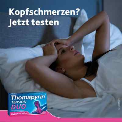 Thomapyrin TENSION DUO 400mg/100mg bei Kopfschmerzen  bei juvalis.de bestellen