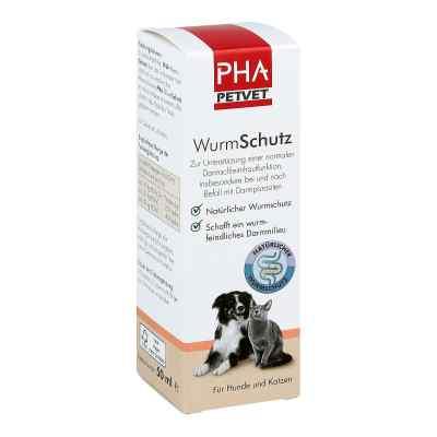 Pha Wurm Schutz flüssig für Hunde /Katzen  bei juvalis.de bestellen