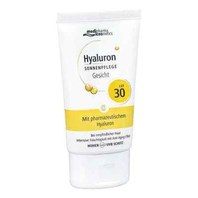 Hyaluron Sonnenpflege Gesicht Lsf 30  bei juvalis.de bestellen