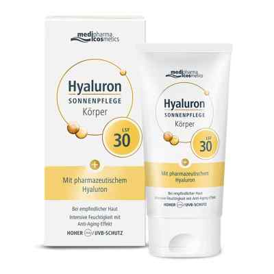 Hyaluron Sonnenpflege Körper Lsf 30  bei juvalis.de bestellen