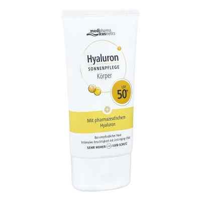 Hyaluron Sonnenpflege Körper Lsf 50+  bei juvalis.de bestellen