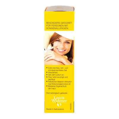 Widmer Sun Gel 30 leicht parfümiert  bei juvalis.de bestellen