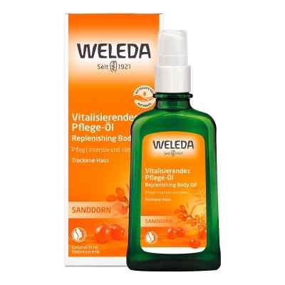 Weleda Sanddorn Vitalisierendes Pflege-Öl  bei juvalis.de bestellen