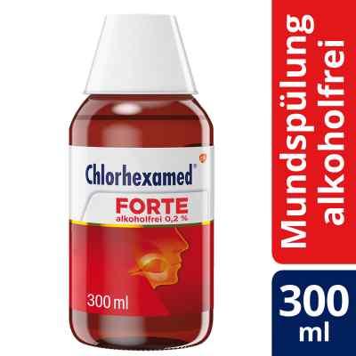 Chlorhexamed Forte alkoholfrei 0,2% Lösung  bei juvalis.de bestellen