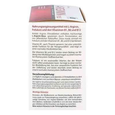 Arginin plus Vitamin B1+b6+b12+folsäure Filmtabletten  bei juvalis.de bestellen