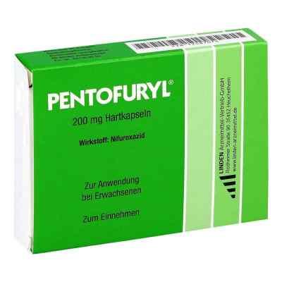 Pentofuryl 200 mg Hartkapseln  bei juvalis.de bestellen