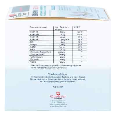 Doppelherz Gelenk 1200 system 60 Kapsel (n) +60 Tabletten  bei juvalis.de bestellen