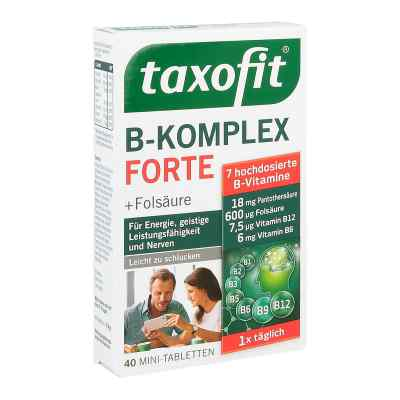 Taxofit B-komplex Tabletten  bei juvalis.de bestellen