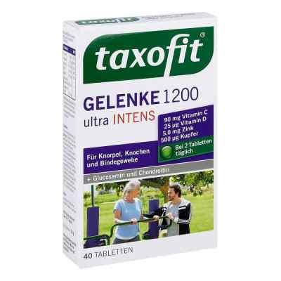 Taxofit Gelenke 1200 ultra intens Tabletten  bei juvalis.de bestellen