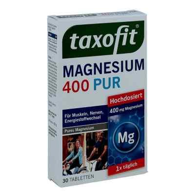 Taxofit Magnesium 400 Pur Tabletten  bei juvalis.de bestellen