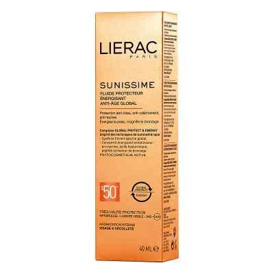 Lierac Sunissime Gesicht Lsf 50+ Creme  bei juvalis.de bestellen