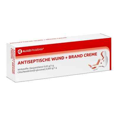 Antiseptische Wund + Brand Creme  bei juvalis.de bestellen