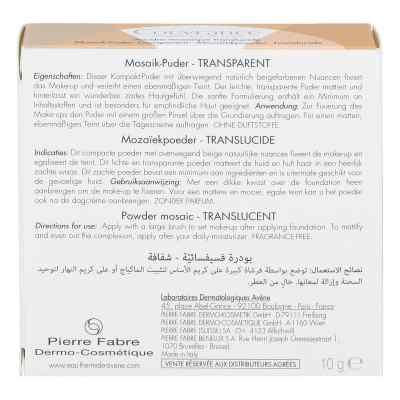 Avene Couvrance Mosaik-puder transparent  bei juvalis.de bestellen