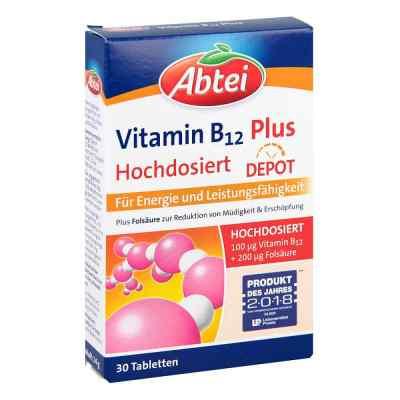Abtei Vitamin B12+folsäure Tabletten  bei juvalis.de bestellen