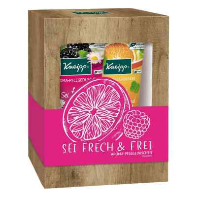 Kneipp Geschenkpackung Sei frech & frei  bei juvalis.de bestellen