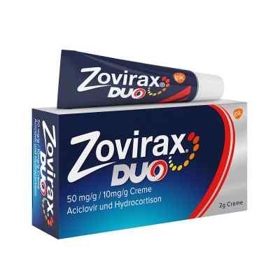 Zovirax Duo 50 mg/g / 10 mg/g Creme  bei juvalis.de bestellen