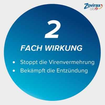 Zovirax Duo Lippenherpescreme  bei juvalis.de bestellen