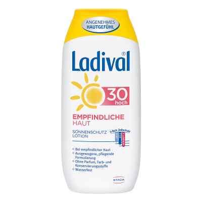 Ladival empfindliche Haut Lotion Lsf 30  bei juvalis.de bestellen