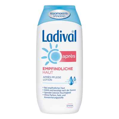 Ladival empfindliche Haut Apres Lotion  bei juvalis.de bestellen