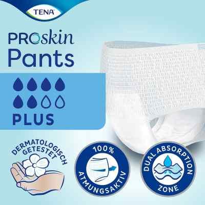Tena Pants plus L Einweghose  bei juvalis.de bestellen