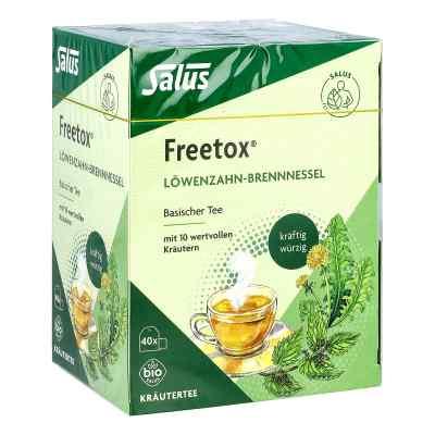 Freetox Tee Löwenzahn-brennnessel Bio Salus Fbtl.  bei juvalis.de bestellen