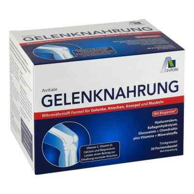 Gelenknahrung+hyaluronsäure Trinkgranulat  bei juvalis.de bestellen