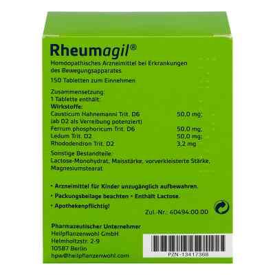 Rheumagil Tabletten  bei juvalis.de bestellen