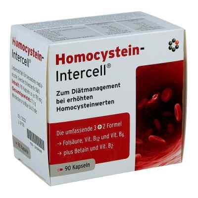 Homocystein-intercell Kapseln  bei juvalis.de bestellen