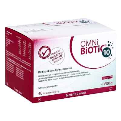Omni Biotic 10 Pulver  bei juvalis.de bestellen