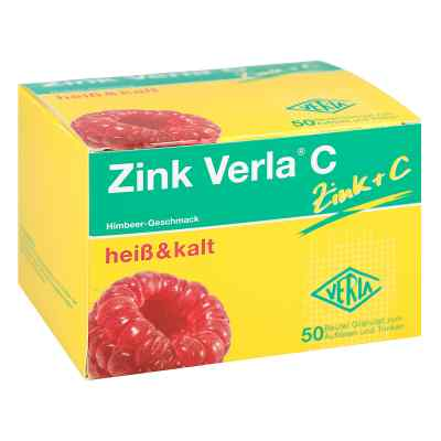 Zink Verla C Granulat  bei juvalis.de bestellen