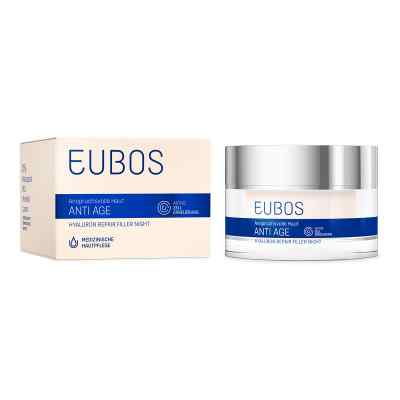 Eubos Hyaluron Repair Filler Night Creme  bei juvalis.de bestellen