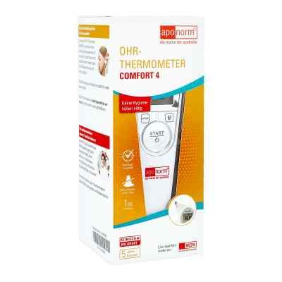 Aponorm Fieberthermometer Ohr Comfort 4  bei juvalis.de bestellen